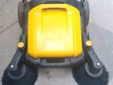 重庆手推式扫地机 重庆扫地机 重庆无动力手推式扫地机