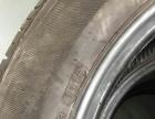 15年韩泰205/60R16轮胎个人出售