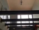 钢结构房屋改造阳台扩建商铺二层楼梯彩钢房阳光房制作