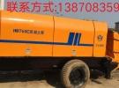 专业出租各种混凝土输送泵,价格合理