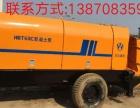 江苏盐城混凝土输送泵租赁