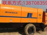 福建福州龙岩三明莆田宁德 混凝土输送泵出租