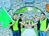 常州组织公司拓展训练的地方-常州武进龙凤谷拓展团建