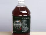 油梆子5L胡麻油批发 纯黑芝麻油  出口