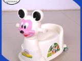 批发供应 小型简易婴儿马桶 卡通婴儿座便器