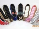 【侨达】送给女生的好礼物 时尚饰品架 首饰架 高跟鞋饰品展示架