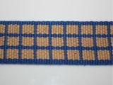 供应细纹方格织带 腰带织带