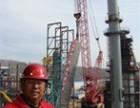 顺义区马坡基坑支护打桩 锚杆钻孔 注浆 施工队来现场考察