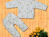 新款冬季儿童童内衣内裤精梳棉两件套保暖婴儿内衣套装热销批发