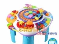 婴幼儿童早教益智玩具1-3岁音乐玩具多功能游戏桌