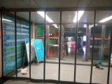 北京专业订做窗帘布艺牛津布棉门 磁吸门 pvc门 卷帘百叶窗
