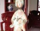 汉室宫女铜像,保真到代