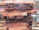 供应各种规格菠萝格画框木料