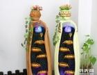 洛阳水韵雅居创意流水家居装饰加湿器工艺品摆件