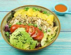昆明轻食培训丨轻食沙拉丨轻食简餐培训丨纯手工三明治/汉堡等