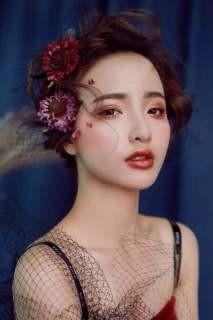 九江学化妆--九江玲丽化妆培训学校--免费试听课申请