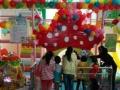电动淘气堡-儿童乐园里的动态玩具