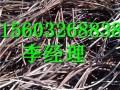天津各种废电缆高低压电缆回收