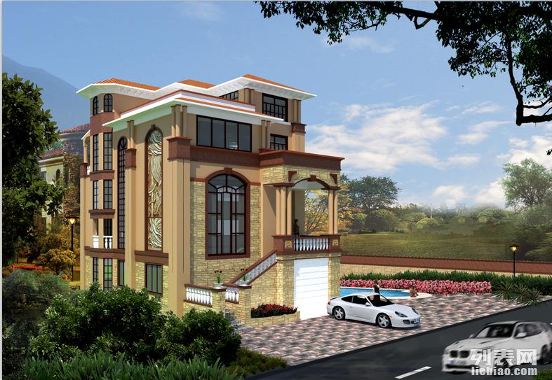 专业建筑设计 自建房设计