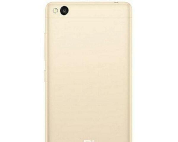 9成新红米3金色双4g手机一部