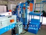 东莞鼎隆机械65型立式硅胶管挤出机设备
