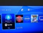 忍痛割爱低价转让索尼PS4 9.5新游戏机+双原装手柄+5张游戏