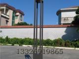 景观灯户外方形细长型景观灯柱定做厂家仿云石特色景观灯柱防水