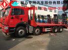 杭州市东风特商前四后八挖掘机平板车 较便宜多少钱0年0万公里面议