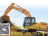 广州周边机械设备租赁 挖掘机出租 平地机出租 吊车租赁