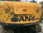 二手挖掘机三一75-9出售 13年的机器 真车原版工地车
