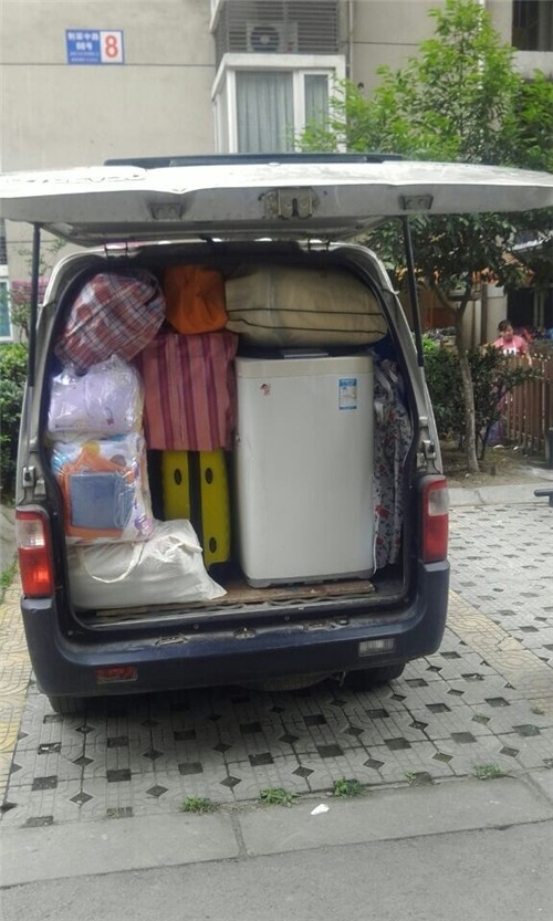 推面包车货车小型搬家拉货1OO元起