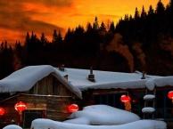 雪乡2日跟团游·滑雪4小时+二人转+梦幻家园+雪地摩托纯玩无购物