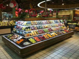 超市环岛风幕柜哪个品牌的好