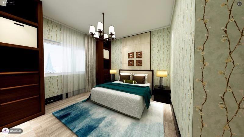 室内设计-新中式