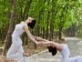 西安瑜伽教练培训 0基础入学 包教包会