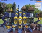 大型户外室内儿童游乐设施注意事项 儿童游乐设施出售转让