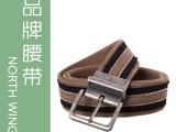 2012新款 编织 帆布腰带 厂家直销 外贸原单 EF111