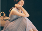 现货!934韩版连衣裙春季无袖长裙百褶修身连衣裙中长款公主裙