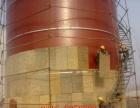 A专业承揽各种管道 罐体铝皮镀锌铁皮保温工程