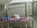 不锈钢宠物笼子