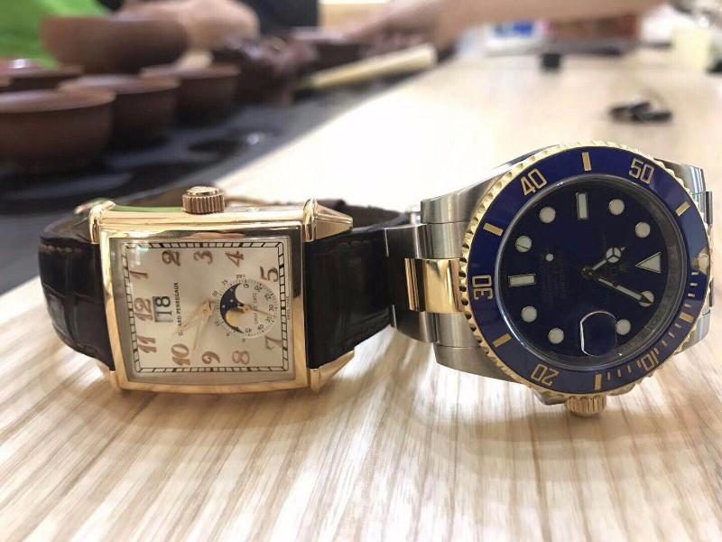 回收名表 无锡帕玛强尼手表回收