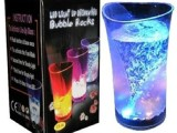 倒水就亮 感应水杯 LED冷光水杯 感应发光杯花瓶杯 创意杯子