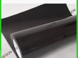 电极导电碳膜黑色功能导电片材 单面电极碳膜定制