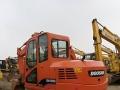 低价出售二手斗山150、220等各型号挖掘机,纯土方机
