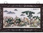 王跃林瓷板画市场价格高吗