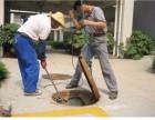 东莞专业清掏化粪池 污水处理池 改管换管