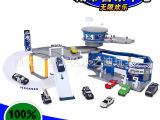 鹏乐宝停车场玩具 警察局消防局819城市警察中心