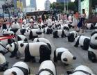 专业出租卡通模型最新系列产品哆啦A梦小黄人熊猫等等