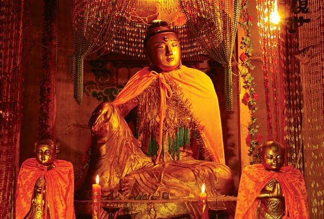 歪脖老母佛教旅行的 发车时间 发车地点