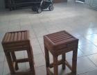 经典竹椅凳,老汀州风格餐桌椅。